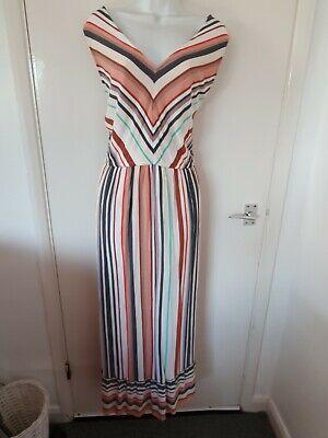 Junarose Chevron Maxi Dress - Size 26