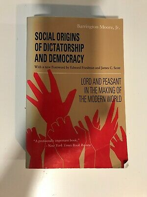 Social Origins of Dictatorship and Democracy: Lord and Peasant in the Making
