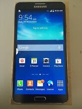 SAMSUNG GALAXY NOTE 3 4G 32GB UNLOCKED Redcliffe Redcliffe Area Preview