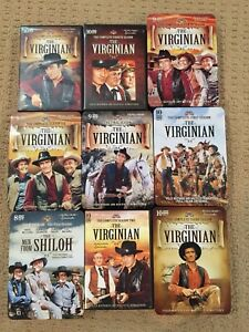 The Virginian - DVD sets For Sale