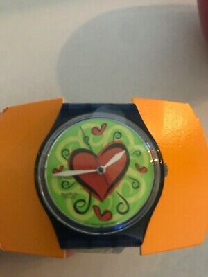 Swatch Watch Collectable: BRAND NEW, Teacher's Pet, Apple, Special Gift