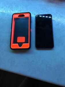 I phone 6 with otter box defender case