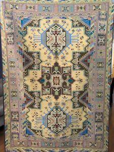 Reversible Area Rug Mosaic pattern