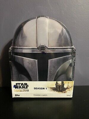 Topps Star Wars The Mandalorian Season 1 Trading Card Box Brand new