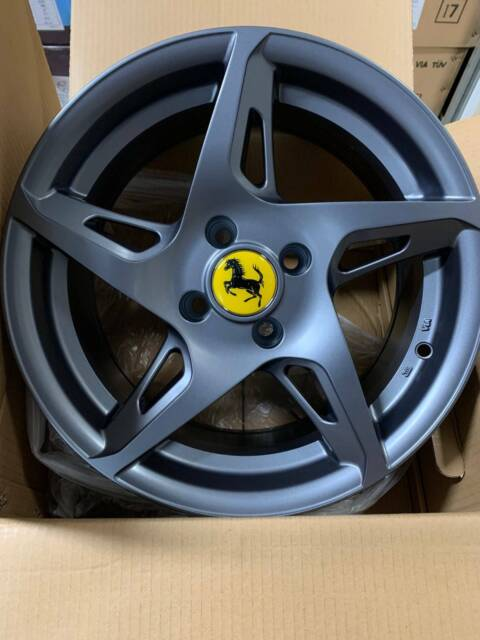 Ferrari 458 Spider Replica Wheels Tyres Rims Gumtree Australia Salisbury Area Mawson Lakes 1252233627