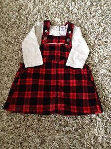 Baby Girl Clothes - Osh Kosh  (9M)