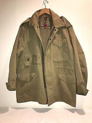 Tommy Hilfiger Military Jacket Red Label Men