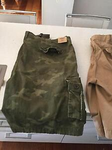 Cargo shorts St Georges Burnside Area Preview