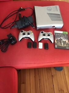 Xbox 360 Limited Edition Halo Reach Package