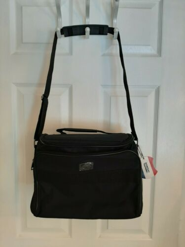 American Tourister Small Carry On Shoulder Black Canvas Bag Brand New Never Used - $6.99
