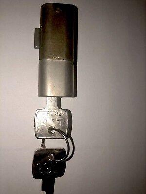 Cole File Cabinet Lock Chicago Lock With Two Keys Original Equipment Mfg