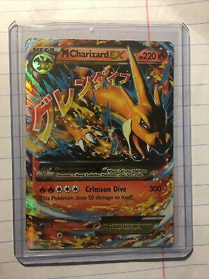 Mega Charizard Ex Flashfire 2014 13/106
