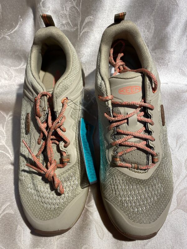 Keen Terradora II Vent Women's New Taupe/coral Hiking Shoes Size 7/37.5