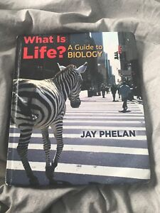What is life ? A guide to biology