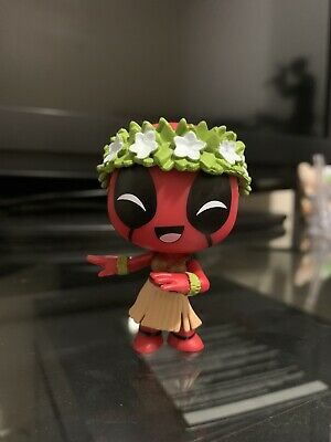 Funko Mystery Mini Target Exclusive 1/24 Deadpool Hula Skirt