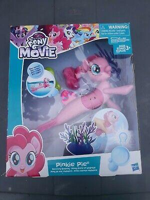 My Little Pony: The Movie Pinkie Pie Swimming Seapony Toy Doll Playset Kids