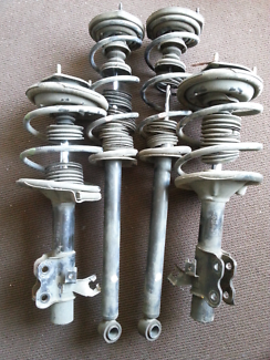 NISSAN S15 200sx FACTORY SUSPENSION FRONT AND REAR