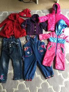 Girls Baby Clothes Melbourne Region Preview