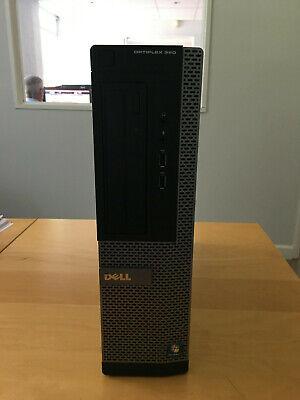 Cheap Dell Optiplex 390 Desktop PC. i5 3.1GHz, 4Gb Ram, 320Gb HDD, Win 7 Pro.