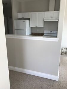 Large two bedroom apartment available June 1