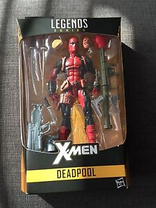 Marvel Legends Deadpool New in Box