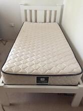 White single bed Hornsby Hornsby Area Preview