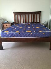 Double bed frame with Mattress Burwood Burwood Area Preview