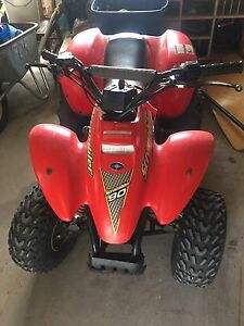 Polaris scrambler 90cc quad for sale