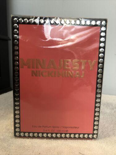 Minajesty Nicki Minaj Womens Eau De Parfum Spray 3.4 Oz New  - $24.99
