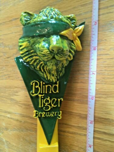 Beer Tap Blind Tiger Brewing Handle Brand New