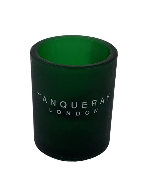 Tanqueray London Green Shot Glass From 2001