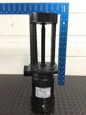 Grundfos Cnc Immersible Coolant Pump Mta120-250a-wb-a-b