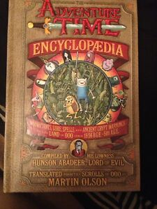The Adventure Time Encyclopedia