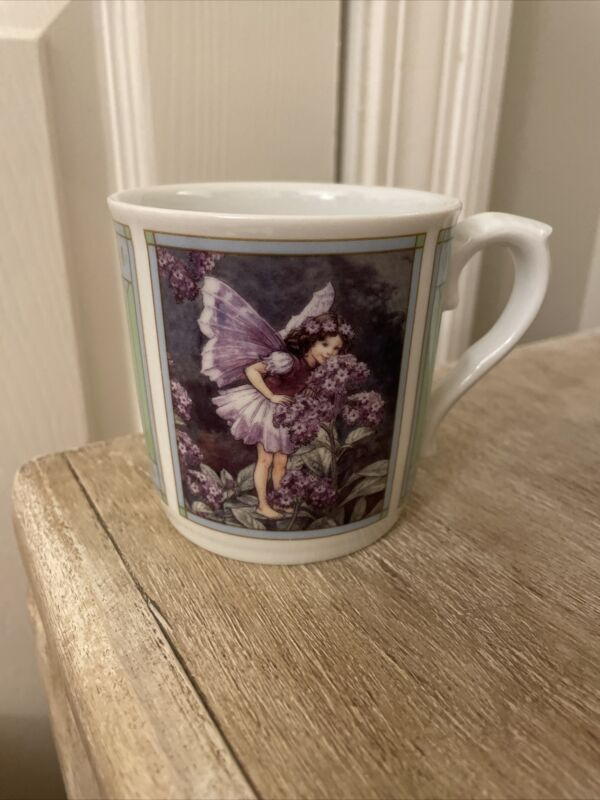 Cicely Mary Barker Flower Fairies Mug From England Royal Worcester 1998