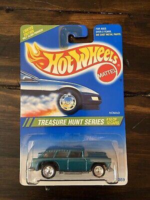 1995 Hot Wheels Super Treasure Hunt #362 . NOMAD , 1 Of 10,000