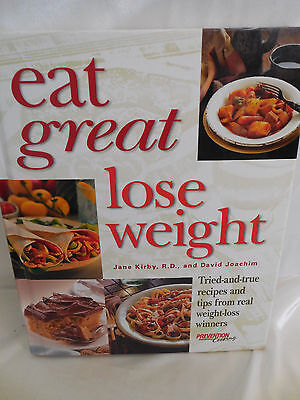 Eat Great Lose Weight   Hardcover    358 Pages