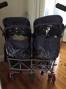 McLaren Twin Pram Highett Bayside Area Preview