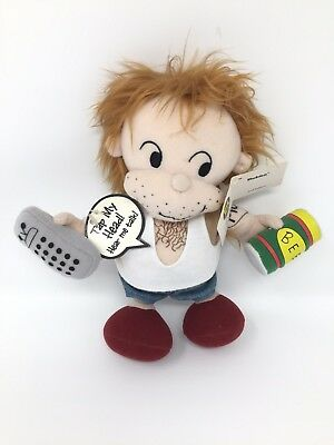 RARE COLLECTIBLE 2nd Edition Trash Talkers Doll Bubba Adult Toy (Cinderella Adult Version)