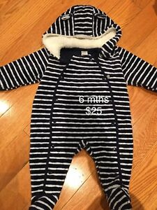 Winter suit (Nordstrom Baby)