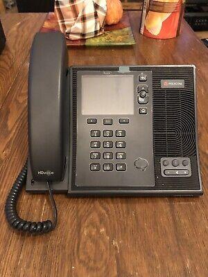 Polycom Cx600 Voip Office Phone Poe 2200-15987-025