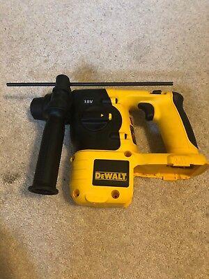 Brand New Dewalt Dc212 18v Sds Hammer