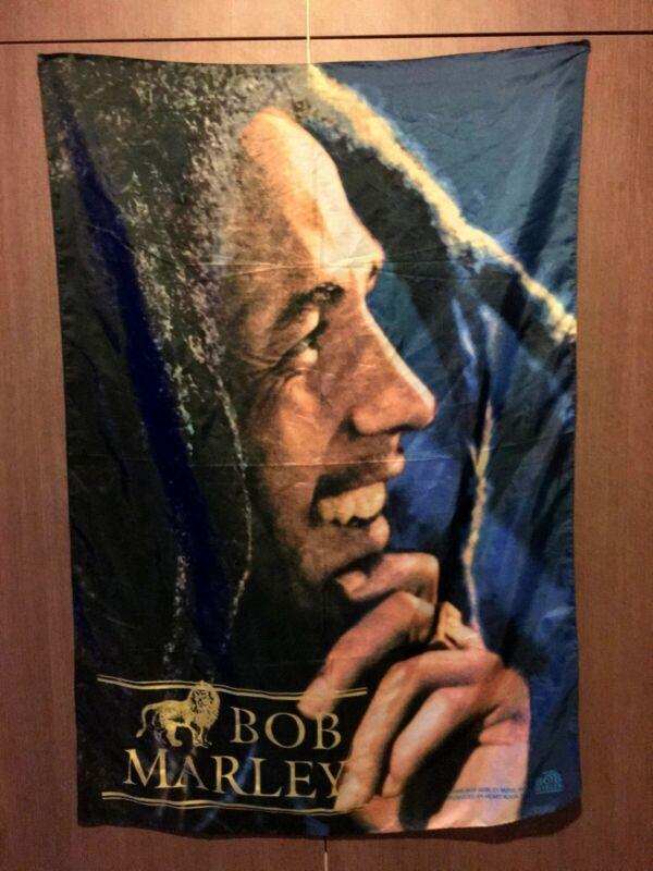 Bob Marley Flag Large