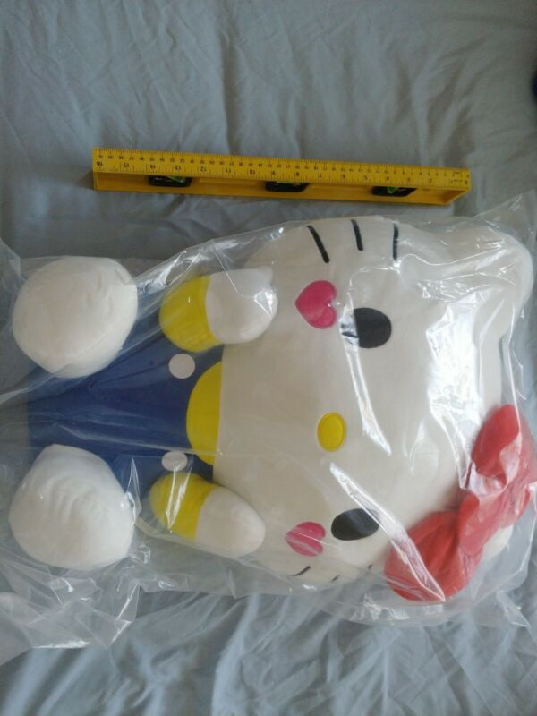 "New Hello Kitty - 18"" Large Stuffed Toy Plush - Toreba"