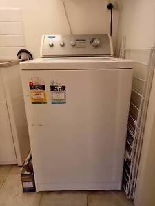 Whirlpool top loader washing machine O'Connor North Canberra Preview
