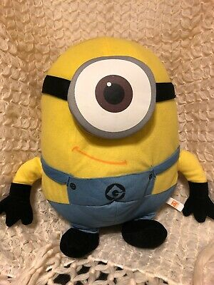 Despicable Me Minion Stewart Plush Stuffed Animal Toy Stuart