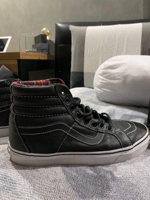 49369d194f high top leather vans (brand new) | Men's Shoes | Gumtree Australia ...