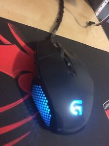 G303 logitech gaming mouse