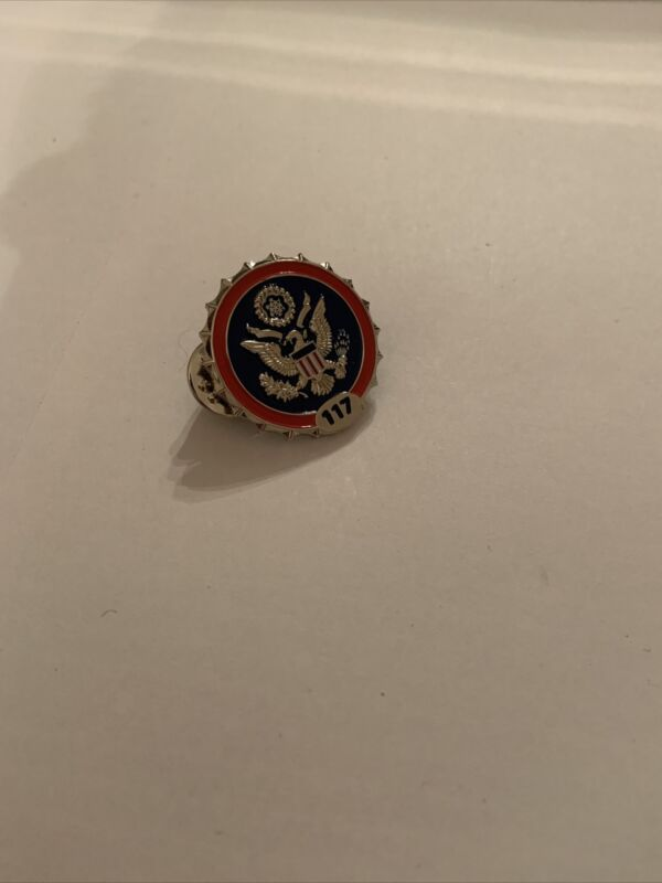 congressional lapel pin