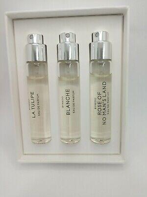 Byredo La Selection Florale 3 x 0.4oz Eau De Parfum As Pictured Free Shipping