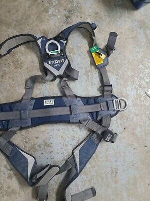 Dbi Sala Exofit Positioning Safety Harness Worker Tower Read Description